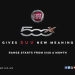 Fiat 500X Advert Song 2016 – Gives SUV New Meaning 'Freedom' Ad